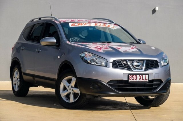 Used Nissan Dualis +2 Hatch X-tronic ST, Moorooka, Brisbane, 2010 Nissan Dualis +2 Hatch X-tronic ST Hatchback