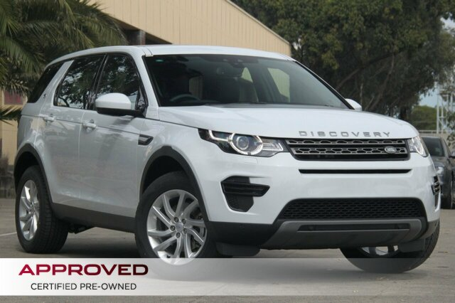 Discounted Demonstrator, Demo, Near New Land Rover Discovery Sport TD4 150 SE, Concord, 2017 Land Rover Discovery Sport TD4 150 SE Wagon