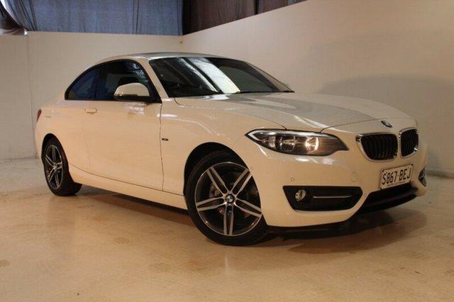 Used BMW 220D Sport Line, Wayville, 2014 BMW 220D Sport Line Coupe