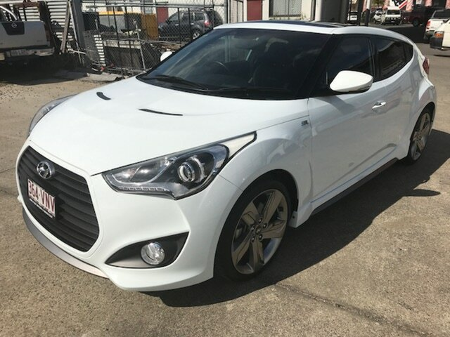 Used Hyundai Veloster SR Coupe D-CT Turbo +, Caboolture, 2015 Hyundai Veloster SR Coupe D-CT Turbo + Hatchback
