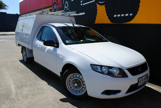 Used Ford Falcon Super Cab, Melrose Park, 2010 Ford Falcon Super Cab Cab Chassis