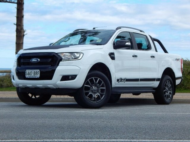 Demonstrator, Demo, Near New Ford Ranger FX4 Double Cab, Reynella, 2017 Ford Ranger FX4 Double Cab Utility