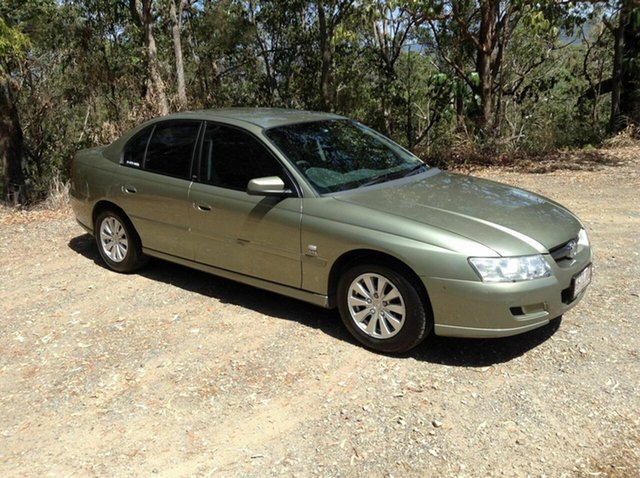 Used Holden Commodore Acclaim, Nambour, 2005 Holden Commodore Acclaim VZ Sedan