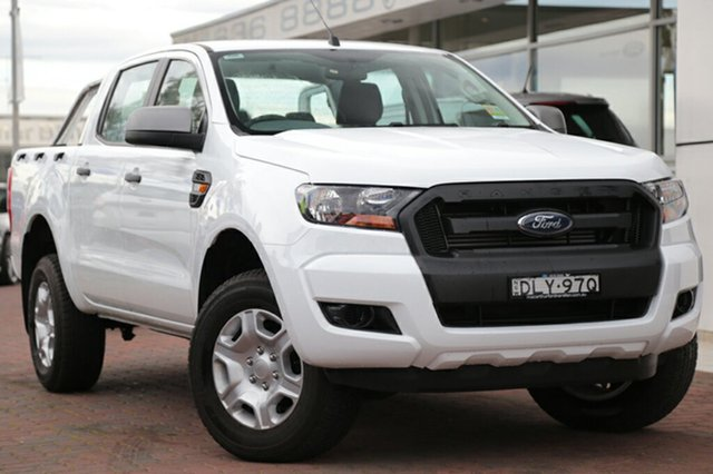 Discounted Used Ford Ranger XL Double Cab 4x2 Hi-Rider, Narellan, 2017 Ford Ranger XL Double Cab 4x2 Hi-Rider Utility
