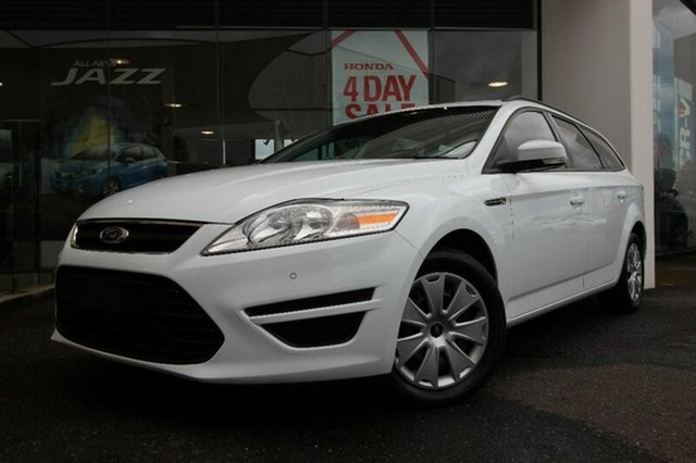 Used Ford Mondeo LX PwrShift TDCi, Hoppers Crossing, 2014 Ford Mondeo LX PwrShift TDCi Wagon