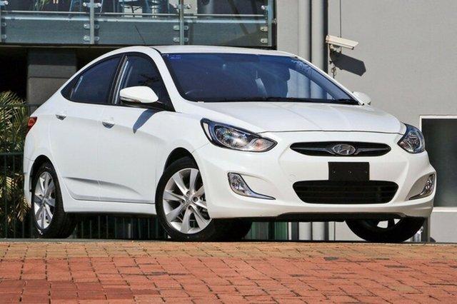 Used Hyundai Accent Elite, Moorooka, Brisbane, 2013 Hyundai Accent Elite Sedan
