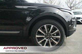2017 Land Rover Range Rover Evoque TD4 180 SE Wagon.