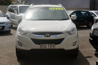 2010 Hyundai ix35 Elite AWD Wagon.