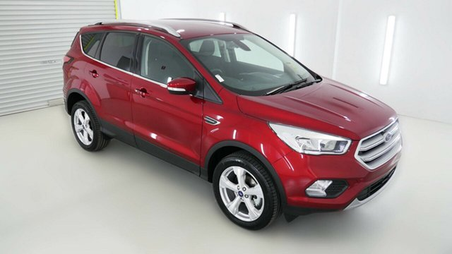 Demonstrator, Demo, Near New Ford Escape Trend AWD, Coffs Harbour, 2017 Ford Escape Trend AWD Wagon