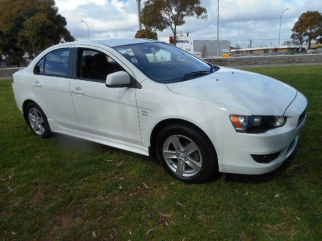 Discounted Used Mitsubishi Lancer VR, Mile End, 2008 Mitsubishi Lancer VR Sedan