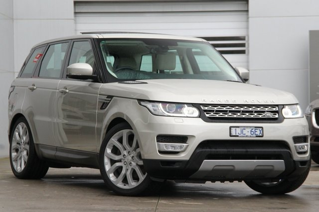 Discounted Used Land Rover Range Rover Sport SDV6 CommandShift HSE, Gardenvale, 2014 Land Rover Range Rover Sport SDV6 CommandShift HSE Wagon