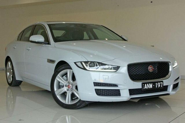 Demonstrator, Demo, Near New Jaguar XE, Doncaster, 2017 Jaguar XE