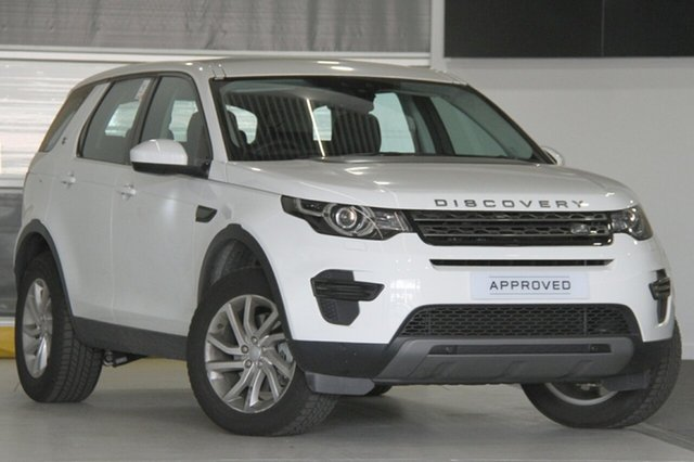 Used Land Rover Discovery Sport TD4 150 SE, Malvern, 2017 Land Rover Discovery Sport TD4 150 SE Wagon