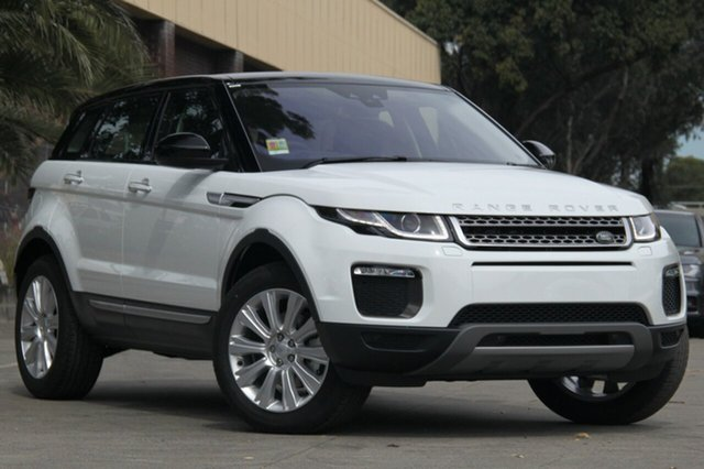 Discounted Land Rover Evoque TD4 180 HSE, Concord, 2017 Land Rover Evoque TD4 180 HSE Wagon