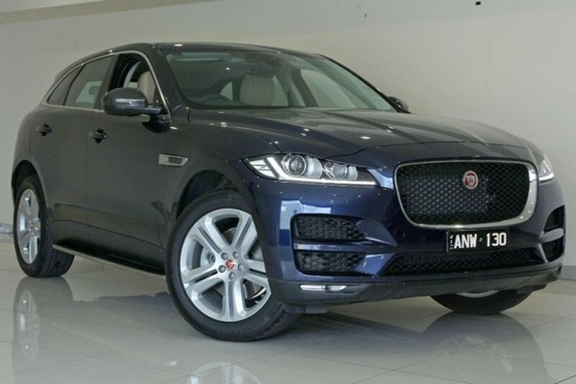 Demonstrator, Demo, Near New Jaguar F-PACE, Doncaster, 2017 Jaguar F-PACE