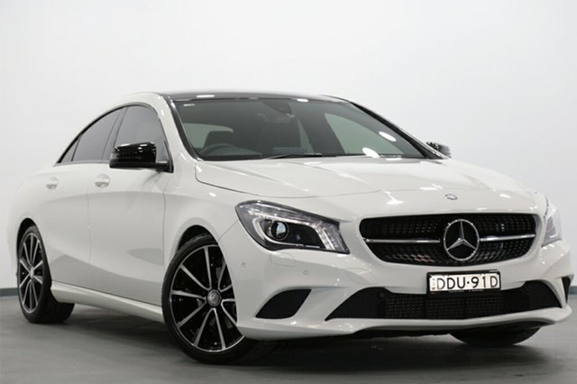 Used Mercedes-Benz CLA200 DCT, Narellan, 2016 Mercedes-Benz CLA200 DCT Coupe