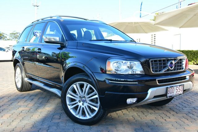 Discounted Used Volvo XC90 Executive Geartronic, Southport, 2012 Volvo XC90 Executive Geartronic Wagon