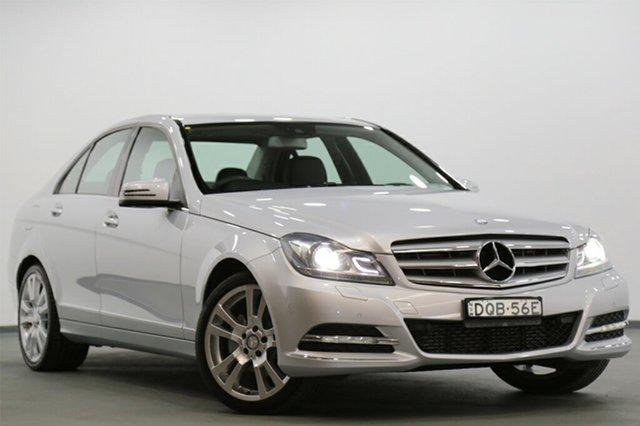 Used Mercedes-Benz C250 Avantgarde 7G-Tronic +, Narellan, 2013 Mercedes-Benz C250 Avantgarde 7G-Tronic + Sedan