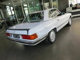 1986 Mercedes-Benz 560SL Convertible.