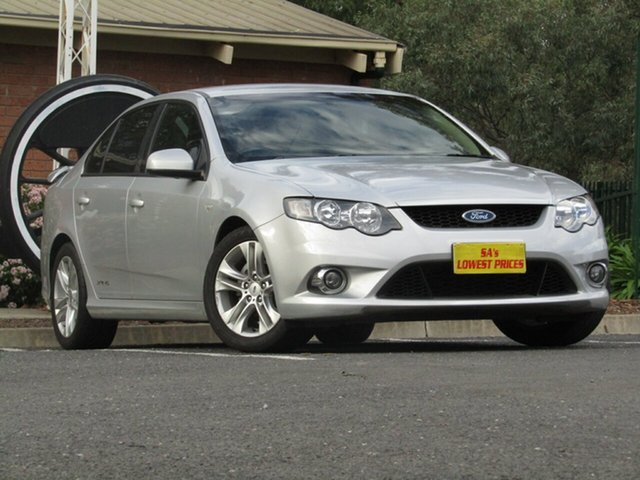 Used Ford Falcon XR6, 2009 Ford Falcon XR6 Sedan
