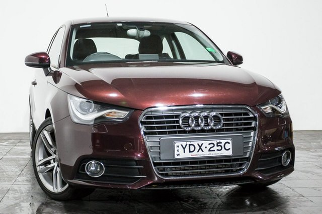 Used Audi A1 Ambition S tronic, Rozelle, 2010 Audi A1 Ambition S tronic Hatchback