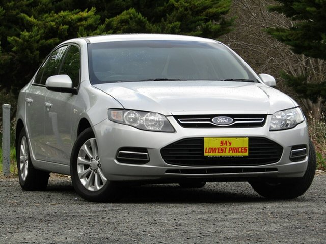 Used Ford Falcon XT, 2013 Ford Falcon XT Sedan