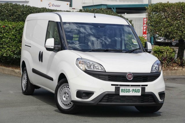 Demonstrator, Demo, Near New Fiat Doblo Low Roof LWB, Acacia Ridge, 2017 Fiat Doblo Low Roof LWB 263 Series 1 Van