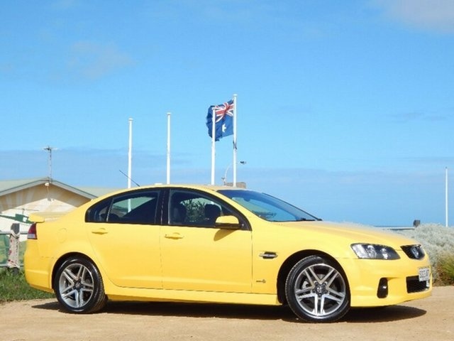 Used Holden Commodore SV6, Reynella, 2012 Holden Commodore SV6 Sedan