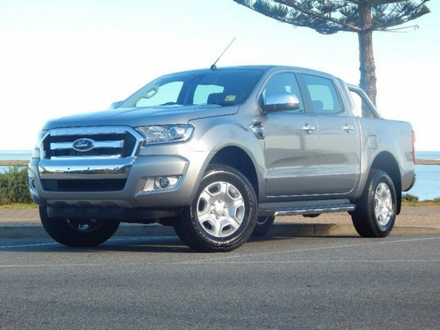 Demonstrator, Demo, Near New Ford Ranger XLT Double Cab, Reynella, 2017 Ford Ranger XLT Double Cab Utility