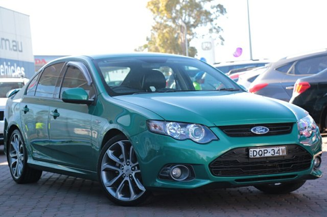 Used Ford Falcon XR6 Limited Edition, Narellan, 2012 Ford Falcon XR6 Limited Edition Sedan