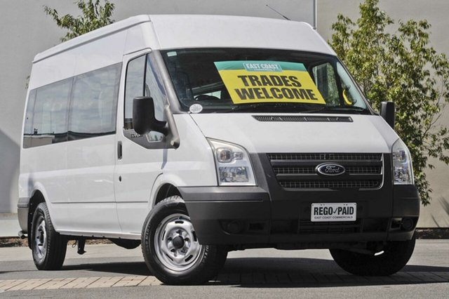 Ford Transit Mid Roof, Robina, 2012 Ford Transit Mid Roof VM Bus