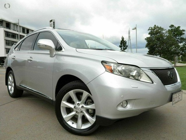 Used Lexus RX350 Sports Luxury, Albion, 2010 Lexus RX350 Sports Luxury Wagon