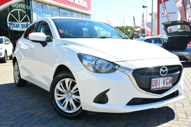 Discounted Used Mazda 2 Neo Sport, Southport, 2014 Mazda 2 Neo Sport Hatchback