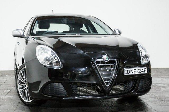 Used Alfa Romeo Giulietta, Rozelle, 2014 Alfa Romeo Giulietta Hatchback