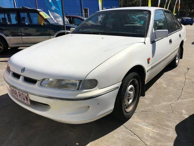 Used Holden Commodore Acclaim, Clontarf, 1996 Holden Commodore Acclaim Sedan
