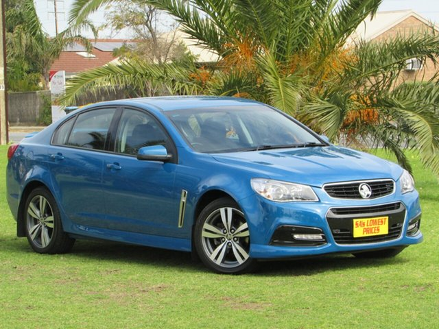 Used Holden Commodore SV6, 2015 Holden Commodore SV6 Sedan