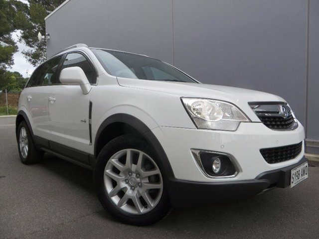 Used Holden Captiva 5 AWD, Reynella, 2013 Holden Captiva 5 AWD Wagon