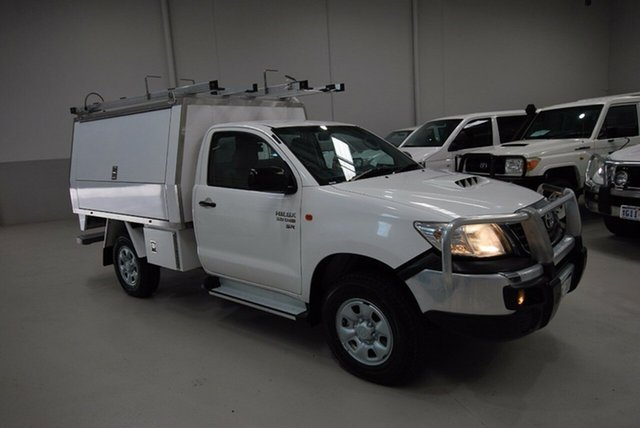 Used Toyota Hilux SR, Kenwick, 2012 Toyota Hilux SR Cab Chassis