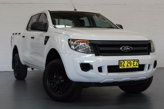 Used Ford Ranger XL Double Cab, Hamilton, 2014 Ford Ranger XL Double Cab Utility