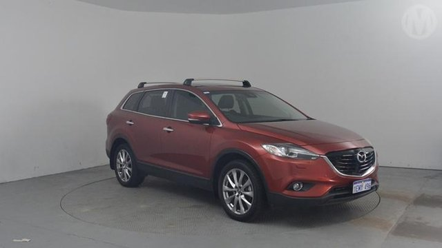 Used Mazda CX-9 Grand Touring, Altona North, 2014 Mazda CX-9 Grand Touring Wagon