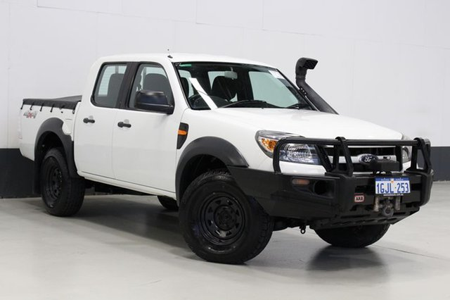 Used Ford Ranger XL (4x4), Bentley, 2010 Ford Ranger XL (4x4) Dual Cab Pick-up