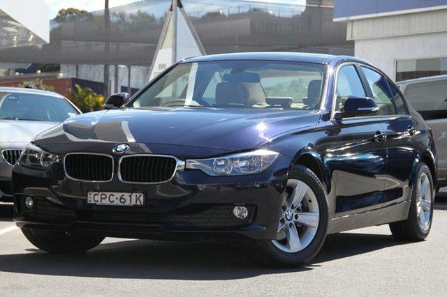 Used BMW 316I, Brookvale, 2013 BMW 316I Sedan