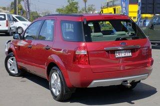 2006 Ford Territory Ghia AWD Wagon.
