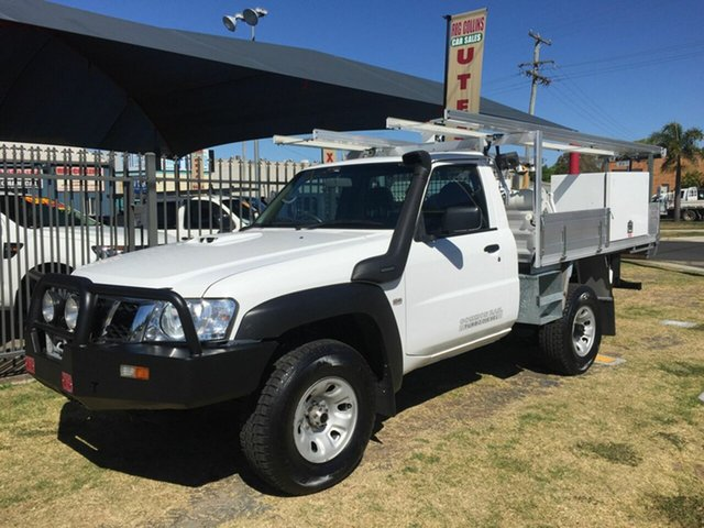 Discounted Used Nissan Patrol DX (4x4), Toowoomba, 2013 Nissan Patrol DX (4x4) Leaf Cab Chassis