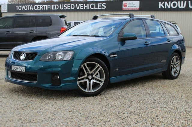 Used Holden Commodore SS, Bathurst, 2012 Holden Commodore SS Sportswagon