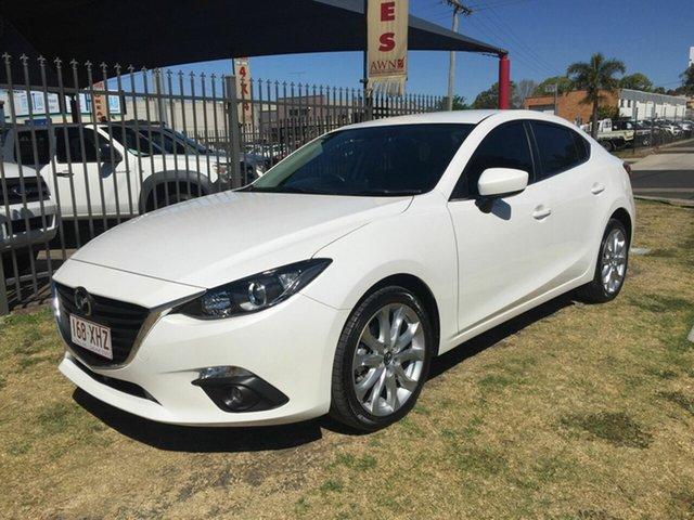 Used Mazda 3 SP25, Toowoomba, 2014 Mazda 3 SP25 Sedan