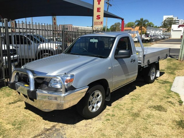 Discounted Used Mazda BT-50 Boss B2500 DX, Toowoomba, 2009 Mazda BT-50 Boss B2500 DX Cab Chassis
