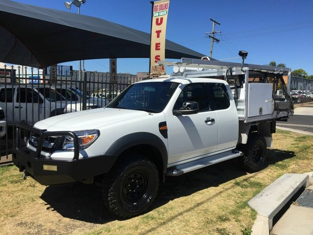 Used Ford Ranger XL (4x4), Toowoomba, 2010 Ford Ranger XL (4x4) Super C/Chas