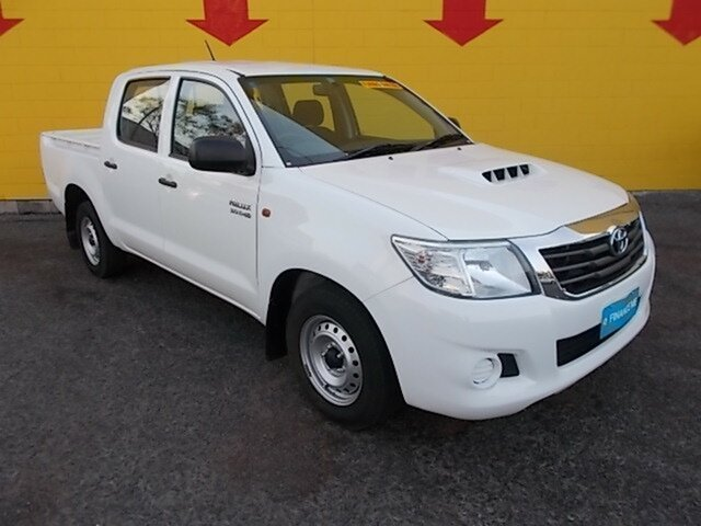 Used Toyota Hilux SR Double Cab, Winnellie, 2014 Toyota Hilux SR Double Cab Utility