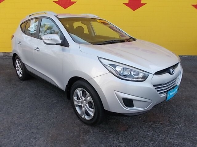 Used Hyundai ix35 Active, Winnellie, 2014 Hyundai ix35 Active Wagon